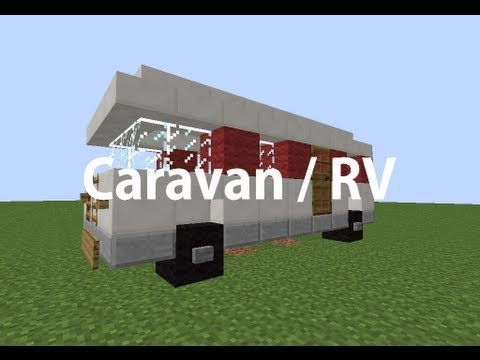 New Medieval CaravanCarts Minecraft Project