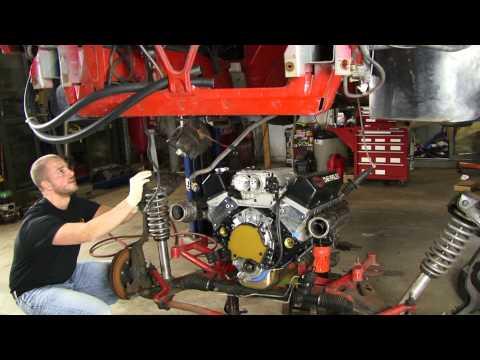 Camaro SS Turbo Build Episode 4 Assembly & Start UP