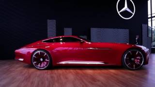 Vision Mercedes Maybach 6 Concept Car First Look   2016
