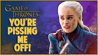 GAME OF THRONES SEASON 8 EPISODE 5 REVIEW - Double Toasted