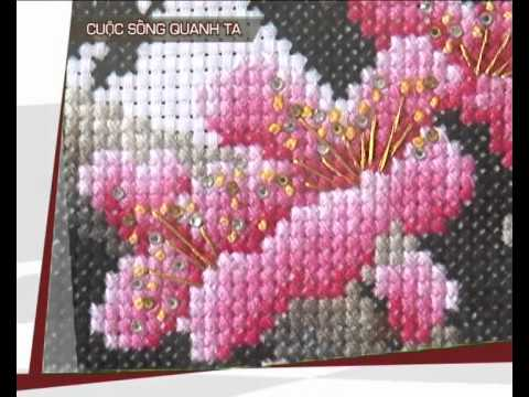 PHONG SU CUOC SONG QUANH TA (NANAVY CROSS STITCH) P-2.flv