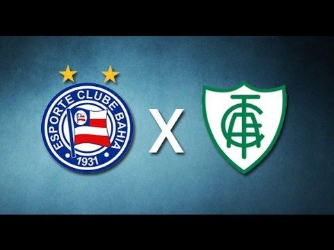 Gols Bahia 0x1 América MG Copa do Brasil