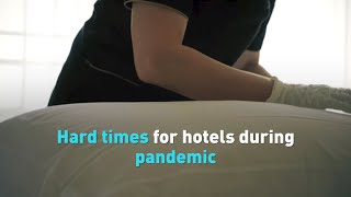 Hotels still try to manage through COVID-19 outbreak
