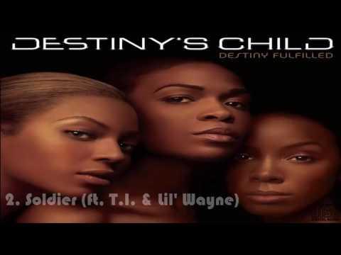 [FULL ALBUM] Destiny Fulfilled Destiny's Child (10/11/2004)