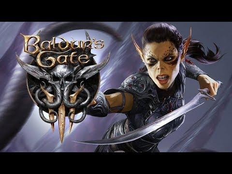 Baldur's Gate 3 Live Presentation