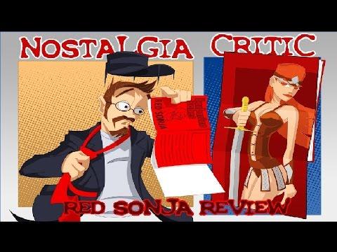 Nostalgia Critic: Red Sonja