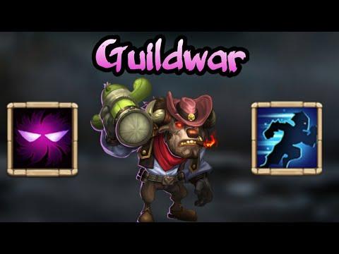 Guildwar   Top-5 Down   Mino Smash   Dove On Base 😂😂😂   Castle Clash