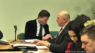 Rada Gminy Czernichów XIX Sesja 29 lutego 2016