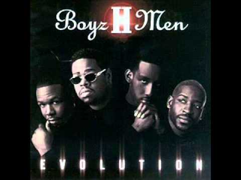 boys II men - al final del camino