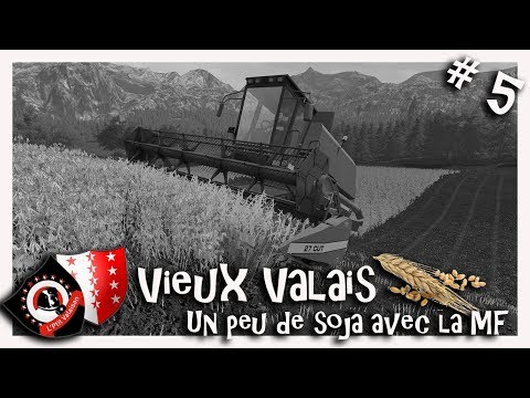 FS 17 | VIEUX VALAIS |  # 5 | Un peu de soja avec la MF |