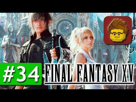 Final Fantasy 15 auf PC - #34 - Dinos letzter Job