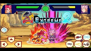 Dragon Ball Z Extreme Warriors 2 Mugen Style Apk For Android Download