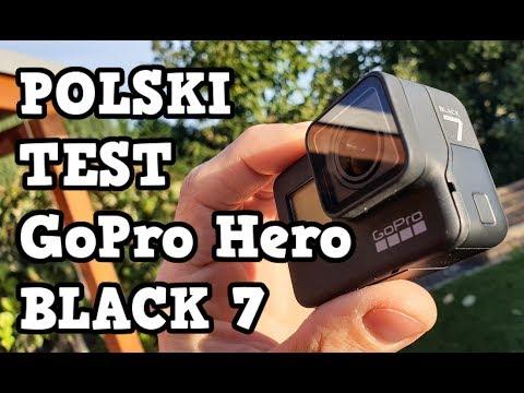 GoPro Hero 7 Black vs GoPro Hero 6 Black - Polski Test
