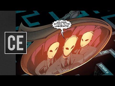 DC Comics New 52 Batman: Court of Owls - Conclusion