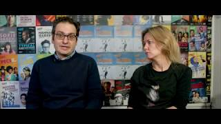 Special Relationship - an interview with writer Hassan Abdulrazzak and director Esther Baker