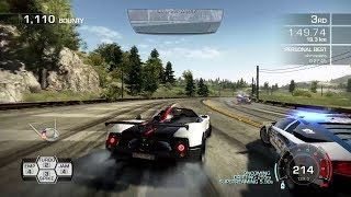 Need for Speed Hot Pursuit Gameplay | Double Jeopardy | NFS