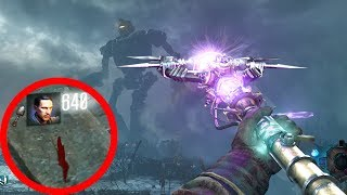 2 ORIGINS STAFFS ON ROUND 1 - HOW TO GET THE LIGHTNING STAFF ON ROUND 1 (Black Ops 3 Zombies)