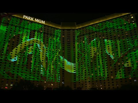 Britney spears - announcing The New Residence (Domination) in 2019 - Las vegas MGM Park