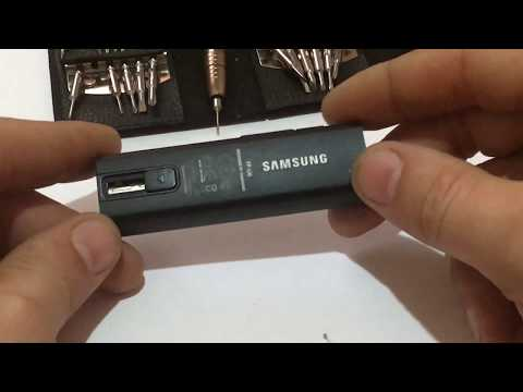 Разбираем Samsung YP-U6