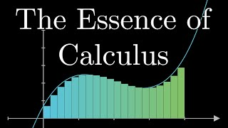 The Essence of Calculus, Chapter 1