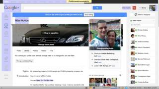Google Plus Backlink Strategy