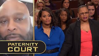 Three Possible Sets of Parents (Full Episode)   Paternity Court
