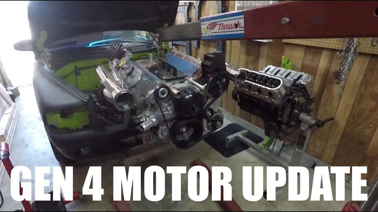 Gen 4 Motor Update Dodge Dakota Ls Swap Mounts And More