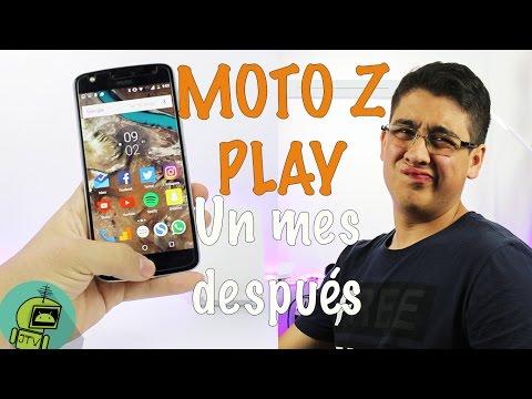 MOTO Z PLAY REVIEW UN MES DESPUÉS / ¿TAN BUENO EN VERDAD?