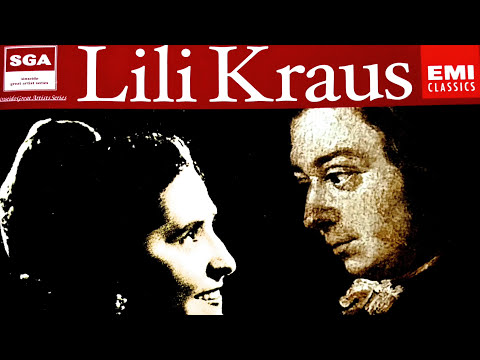 Mozart  Complete Piano SonatasPieces recording of the Century : Lili Kraus 1956