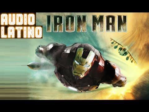Iron Man – El Hombre de Hierro (2008) Tráiler #1 Doblado al Latino