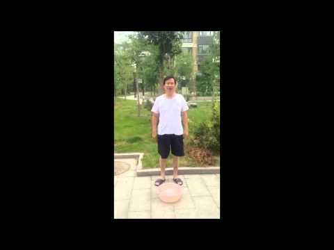 Rao Yi ALS Ice Bucket Challenges China's First Lady Peng Li Yuan