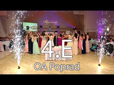 IV.E - OA Poprad - Spomienkový klip