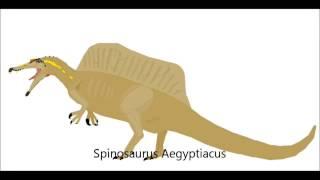 PPBA Spinosaurus vs Tyrannosaurus rematch