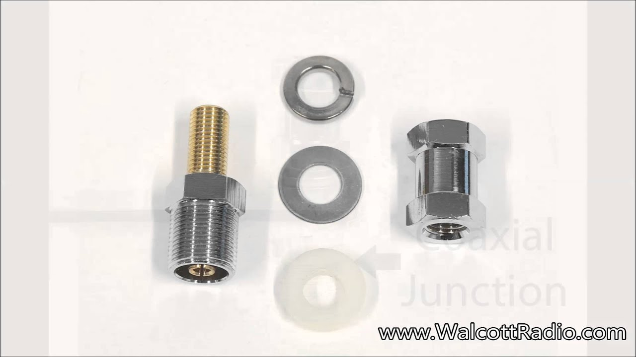 hight resolution of cb antenna stud assembly