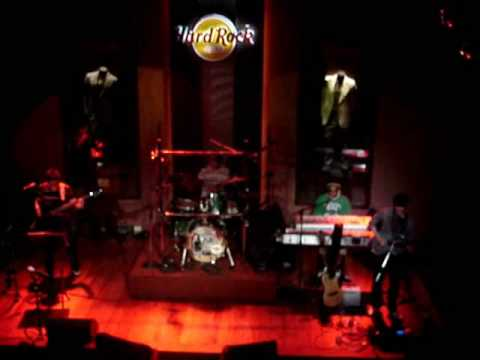 At your best part 1 by Nina in Hardrock cafe - january 31, 2009