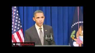Obama tritt Tür ein - alles ist manipuliert!