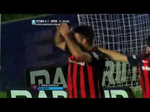 Los once goles de Cauteruccio, máximo anotador histórico de la Copa Argentina