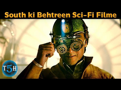 Top 5 Best South Indian Sci-Fi Movies || Hindi Review