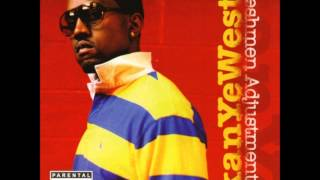 kanye west freshmen adjustment mixtape tracks 1 5