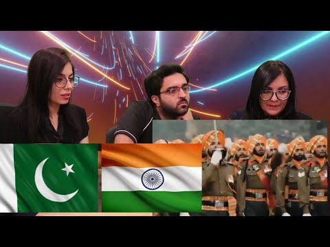HELL MARCH - Indian Army [ Republic Day Parade ]   PAKISTAN REACTION