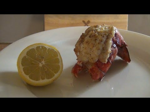 how to make lobster tails at home