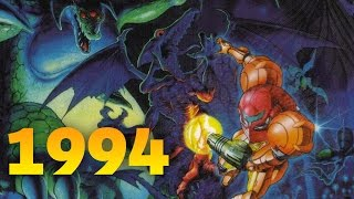 Super Metroid, Pulp Fiction and The Lion King Made 1994 Awesome for Geeks - History of Awesome