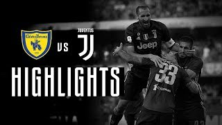 HIGHLIGHTS: Chievo Verona vs Juventus - 2-3 - Serie A - 18.08.2018 | Ronaldo's debut
