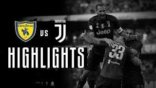 HIGHLIGHTS: Chievo Verona vs Juventus - 2-3 | Cristiano Ronaldo's debut