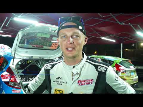 Arctic Energy WRT second day @WRC Rally Mexico 2018