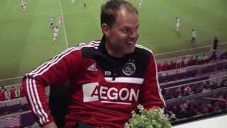 PRANK | Ajax en adidas presenteren nieuw thuis- en uitshirt 2014/2015