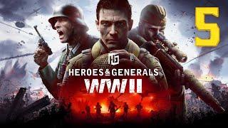 Heroes & Generals #5  - Czołgi ZSRR , Niemieckie czy Amerykańskie?