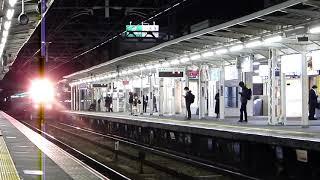 阪急6000系6050×8R 特急梅田行き 塚口通過