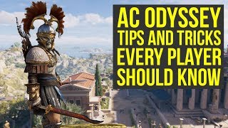 Assassin's Creed Odyssey Tips And Tricks EVERY PLAYER SHOULD KNOW (AC Odyssey Tips And Tricks)