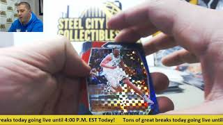 Abie-(1) 2017-18 Panini Prizm Cello Box Live Break